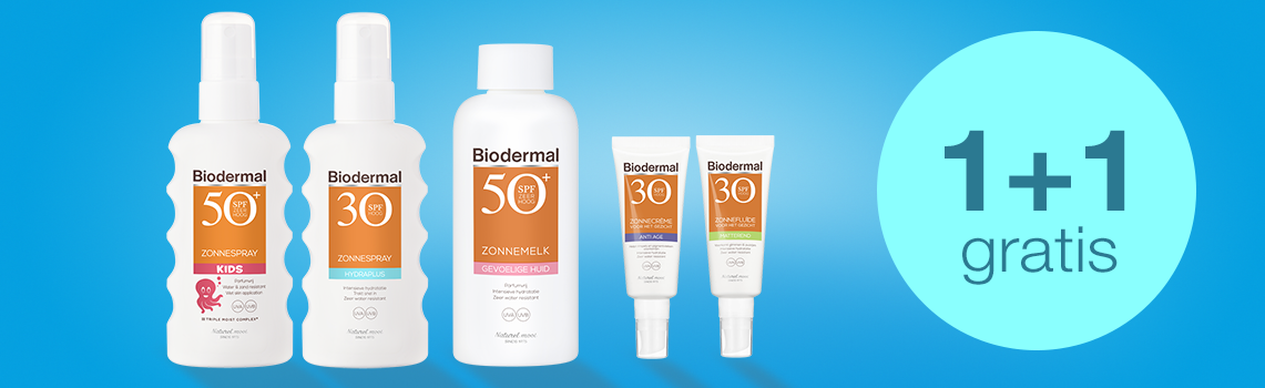 Biodermal productassortiment